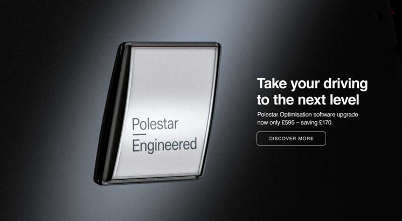 Volvo Polestar Optimisation Offer