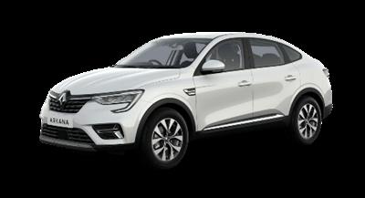 Renault Arkana Iconic E-Tech Hybrid 145 Auto PCP Offer