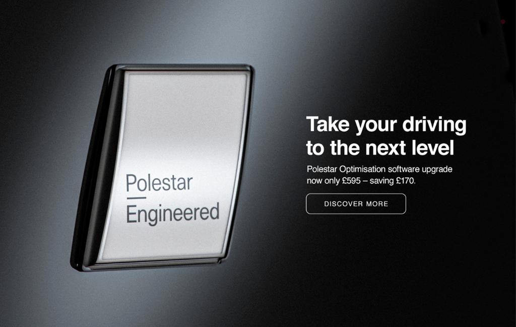 Polestar Optimisation Offer - only £595