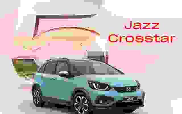 Honda Jazz Crosstar Offer