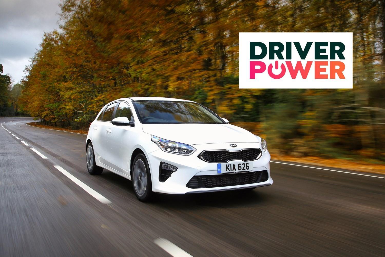 Kia Ceed Driver Power Award
