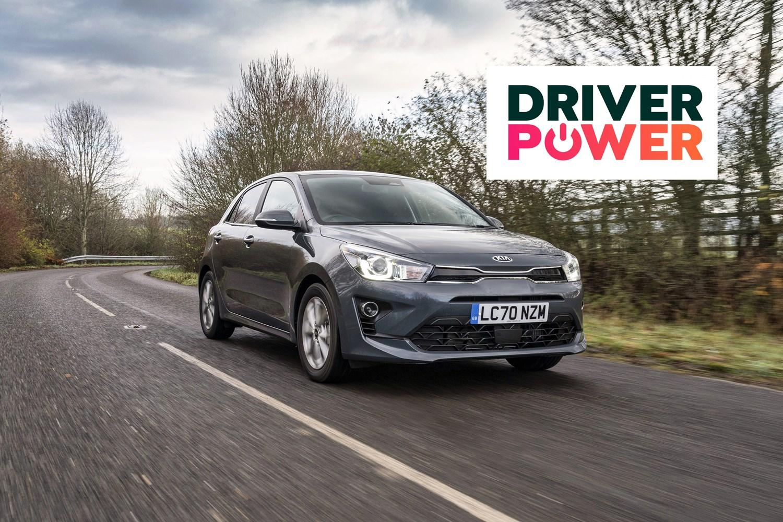 Kia Rio Driver Power Award 2021