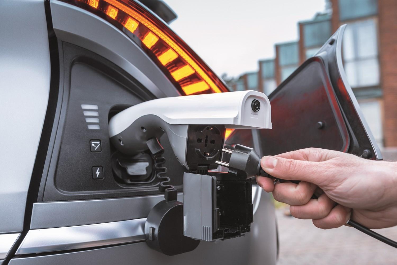 Kia EV6 Charging Port