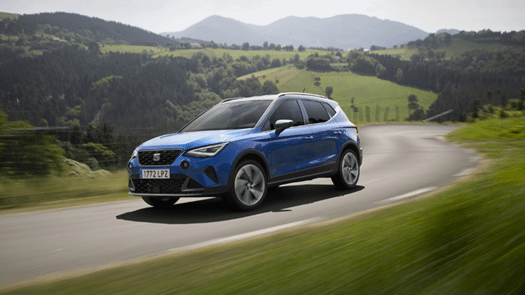 UK order books open today for new SEAT Arona