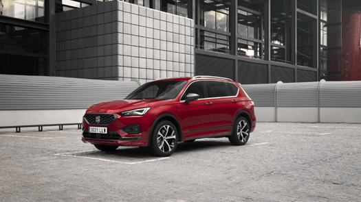 Hat-trick for SEAT Tarraco at Auto Express New Car Awards 2021