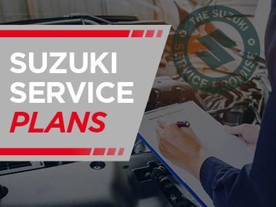 Suzuki Service Plans