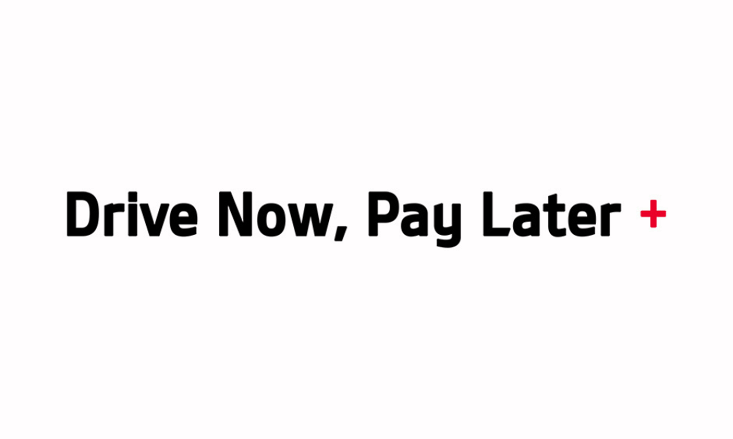 Kia Drive Now, Pay Later