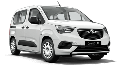 VAUXHALL COMBO LIFE PCP OFFER