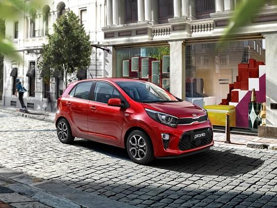 New Picanto From £139