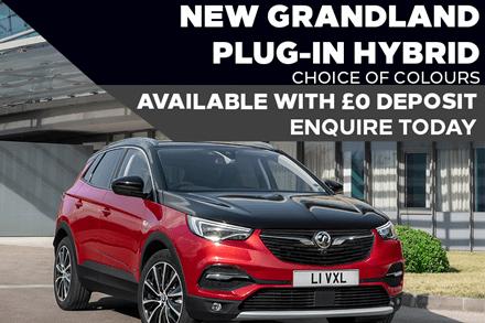 Brand New Vauxhall Grandland  Hybrid - £469 A Month   £0 Deposit - PCP