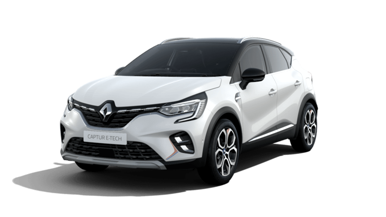All-New Renault CAPTUR E-TECH Plug-In Hybrid - Latest Offers