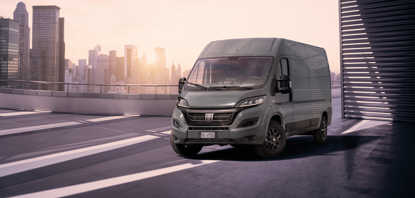 New Fiat Ducato is First to be Autonomous