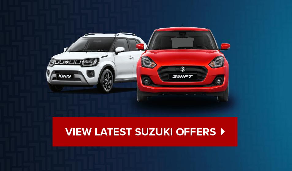 Suzuki Campaign Theme Range 1 Banner