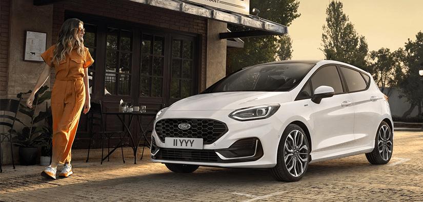 Ford Reveals New Fiesta!