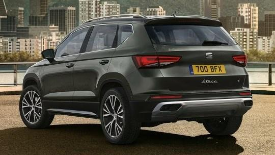Ateca Personal Contract Hire Offer