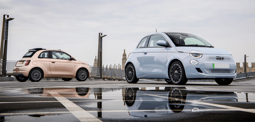 New Fiat 500 Named Best Small Electric Car