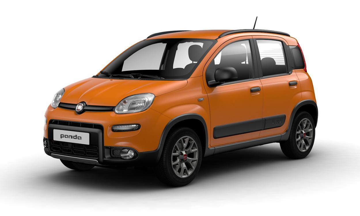 Fiat Panda Wild 4X4