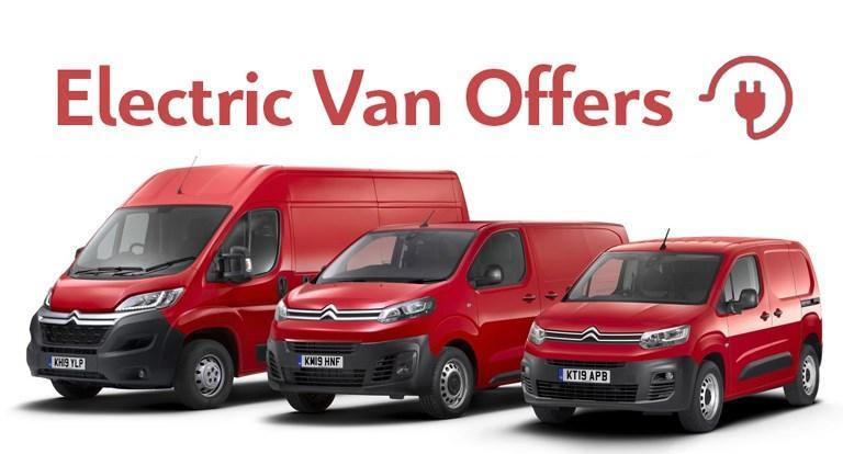 Business Van Offers.