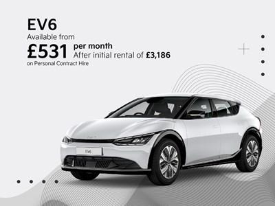 EV6 All-New Electric Car