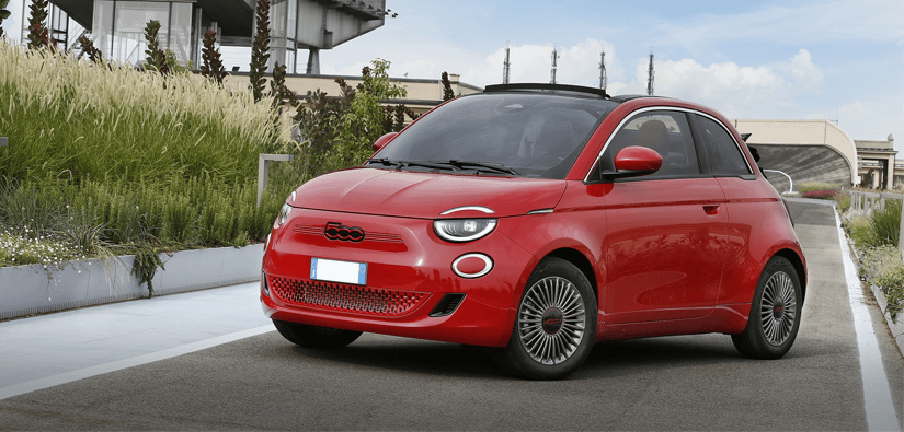 Discover the New Fiat (500)RED