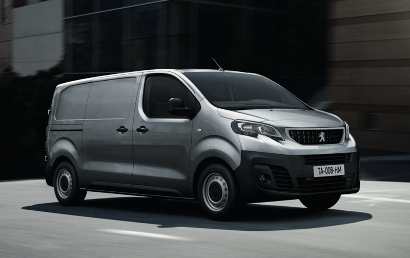 Drive away in a new Expert Van from just £269 a month +VAT!