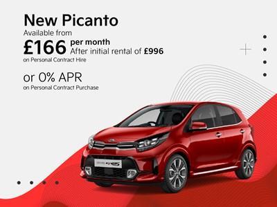 Kia Picanto Latest Offers