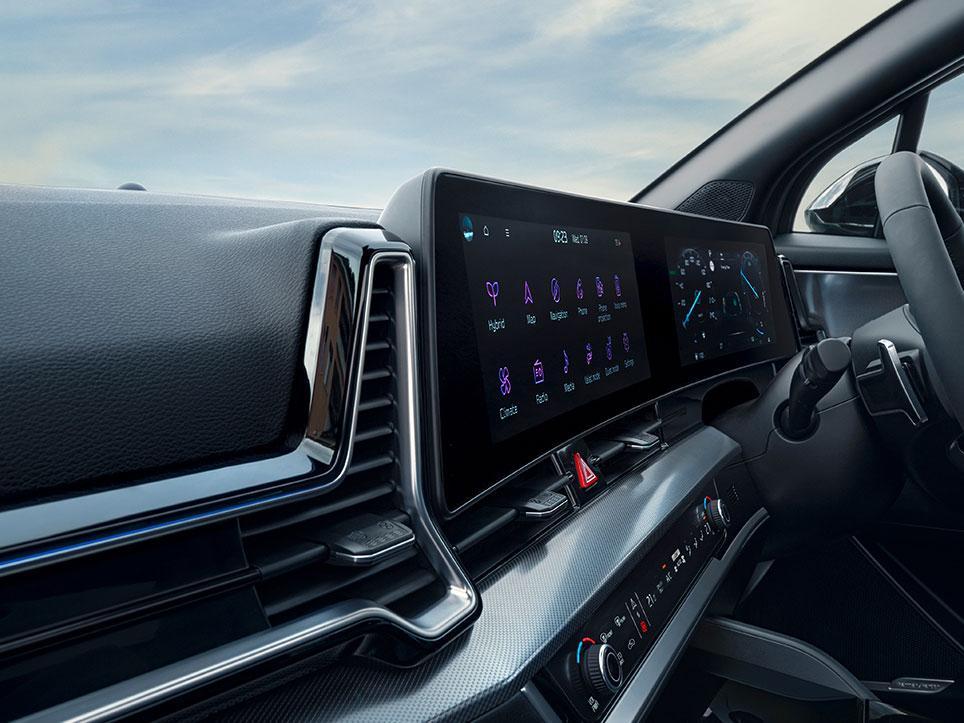 The all-new Kia Sportage