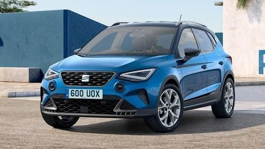 New SEAT Arona Personal Contract Hire Offer