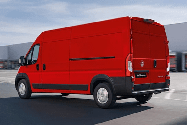 New All-Electric Vauxhall Movano-e