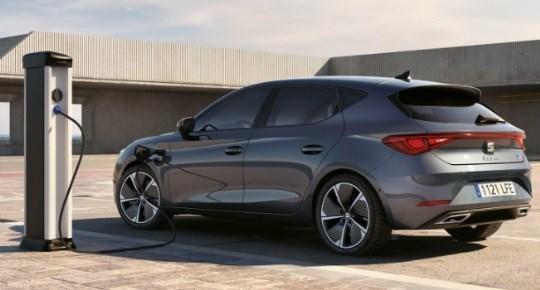 SEAT Leon e-Hybrid - Business Contract Hire