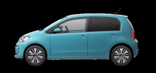 Volkswagen E-Up! On Motability