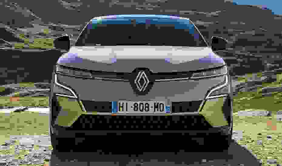 All New Renault Megane E-Tech 100% Electric