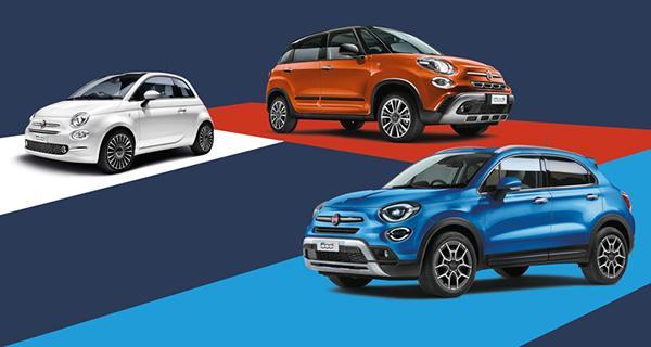 Fiat New Cars