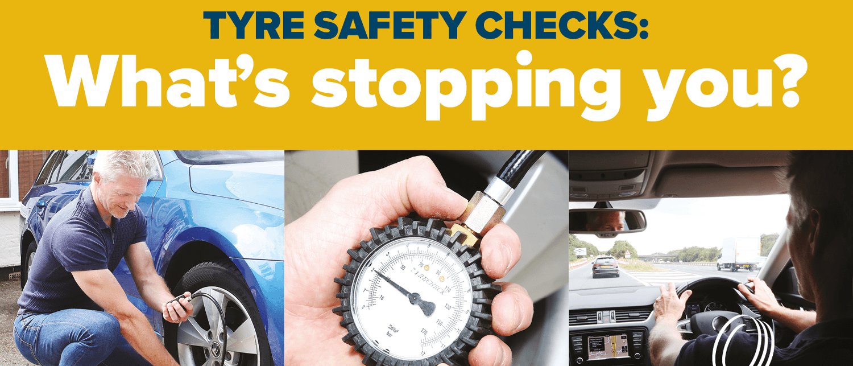 Tyre safety checks