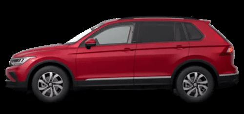 Volkswagen Tiguan On Motability
