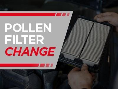 Renault - Pollen Filter Change