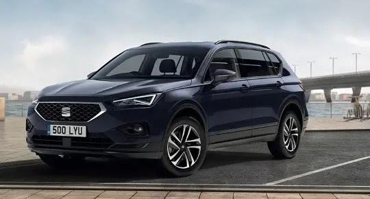 SEAT Tarraco - Business Contract Hire