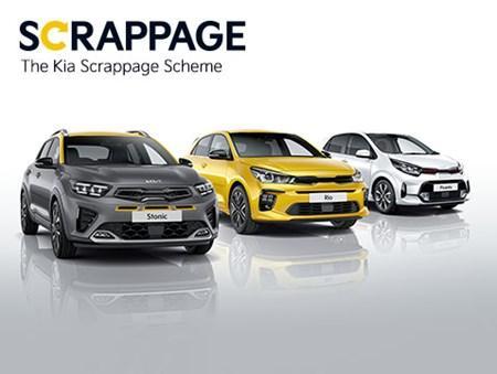 Kia Car Scrappage Scheme 2021