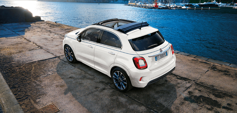 Fiat 500X Dolcevita Now Available
