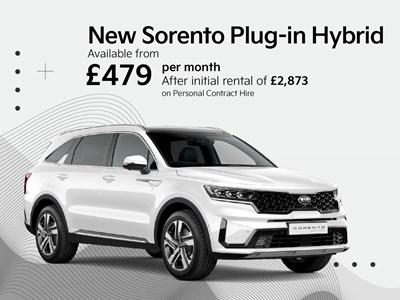 Sorento Plug-In Hybrid 7 Seater Latest Offers