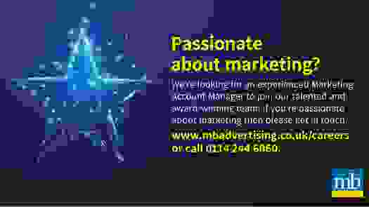 Are you passionate about marketing?