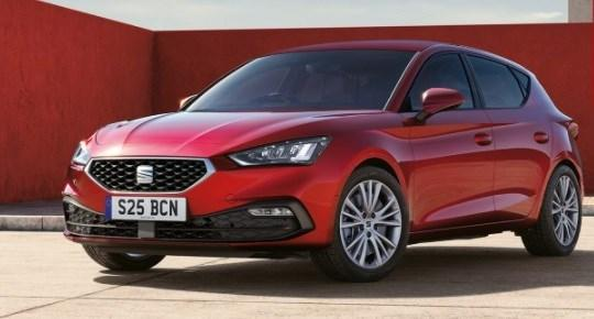 SEAT Leon - Business Contract Hire
