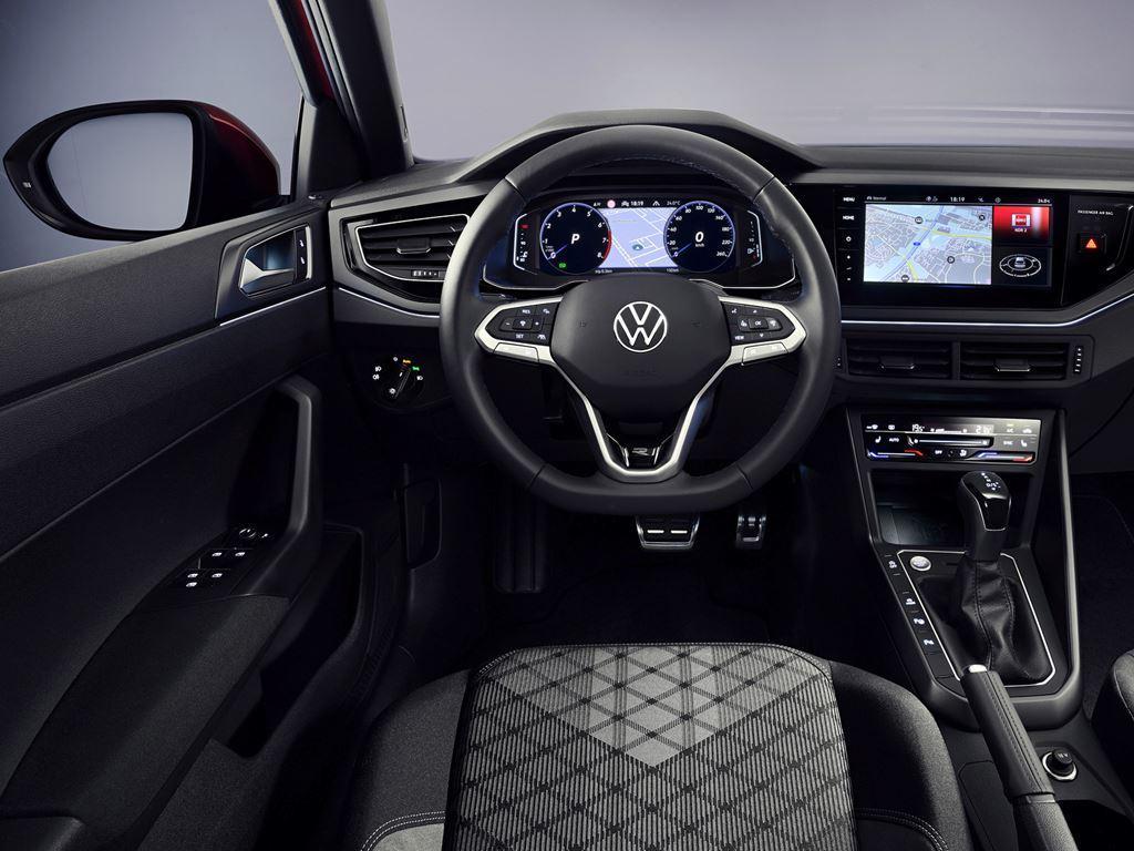 new taigo steering interior dashboard