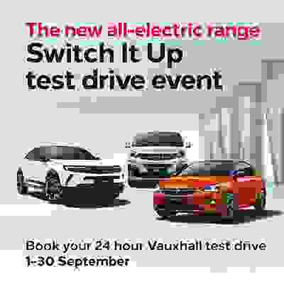 24hr Electric Test Drive Event