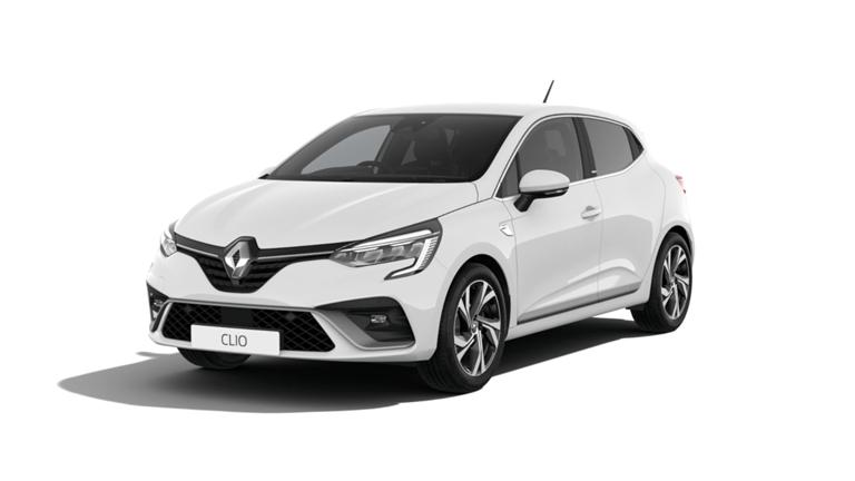 Renault CLIO E-Tech latest offers