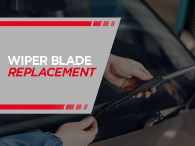 Renault - Wiper Blade Replacement