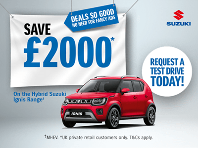Ignis Hybrid Offers and Finance
