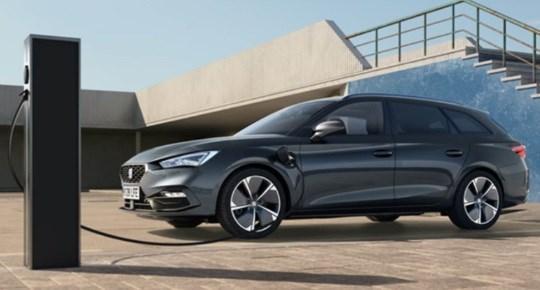 SEAT Leon Estate e-Hybrid Motability Offer