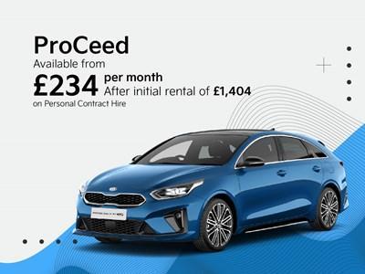 Kia ProCeed Latest Offers