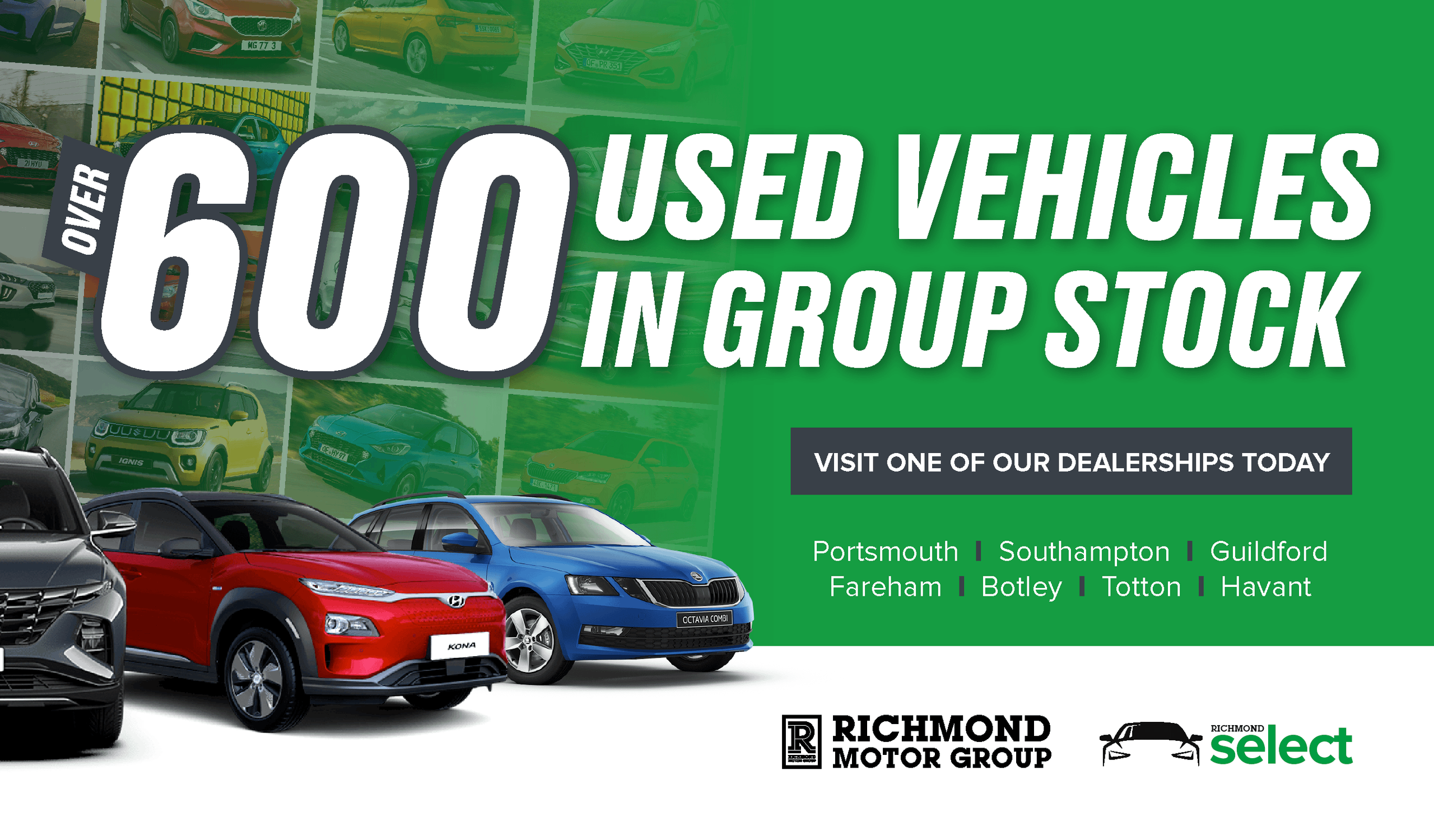 Used Car Stock